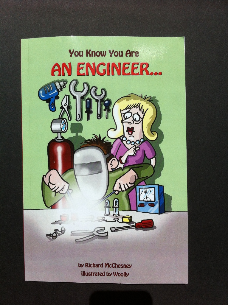 You Know You Are An Engineer Book Cover