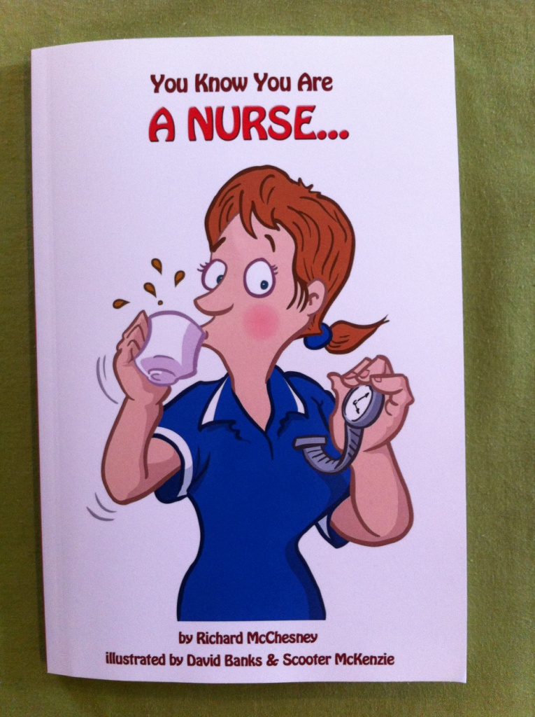 You Know You Are A Nurse Book Cover