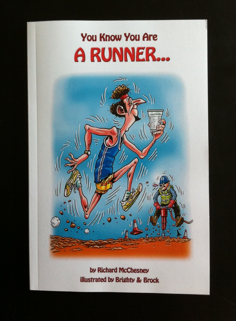 You Know You Are A Runner Book Cover